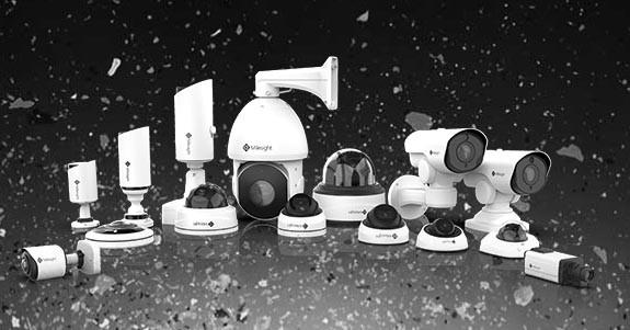 Kameraovervågning De forskellige kameraer