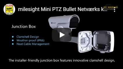 Mini PTZ video
