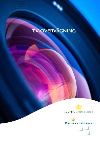 TV overvågningsloven og persondataloven pjece