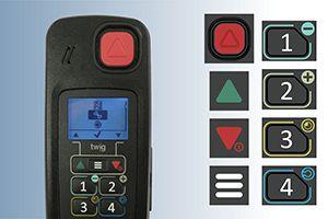 TWIG One configurable keypad_300x200