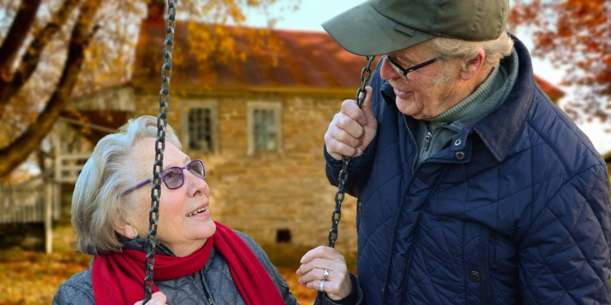 Tryghedsalarm ældre par