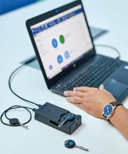 iLOQ digital låsesystem s5 administration