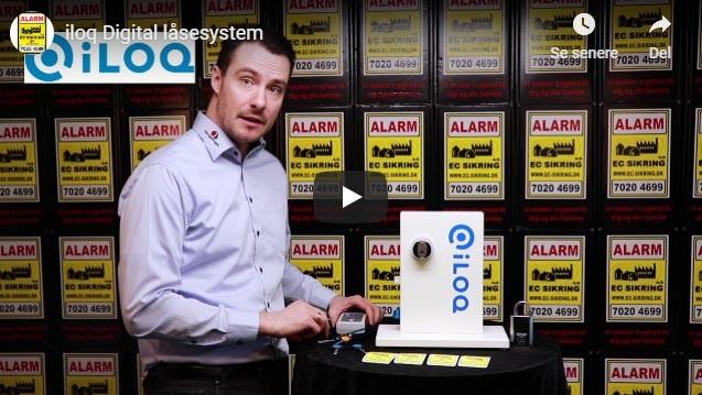 iLOQ Digital låsesystem