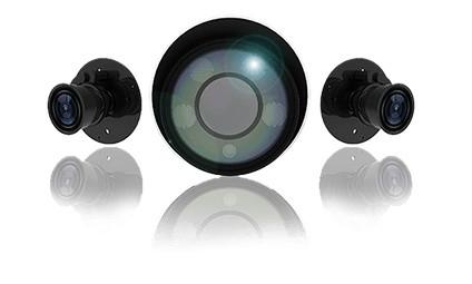 Kameraovervågning milesight zoom lense