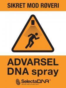 DNA spray mærke